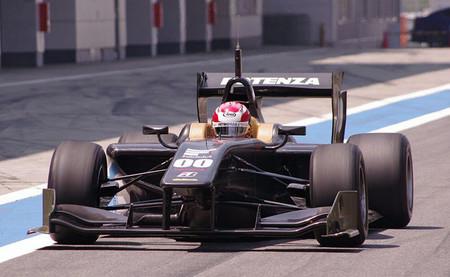 El Dallara SF14 realiza el shakedown en el Fuji Speedway