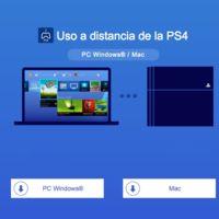 Así es Remote Play, la prometedora función con la que puedes jugar tu PS4 desde un PC o Mac