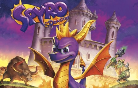 Spyro Reignited Trilogy celebra el 20º aniversario de la saga reimaginando una escena del primer Spyro