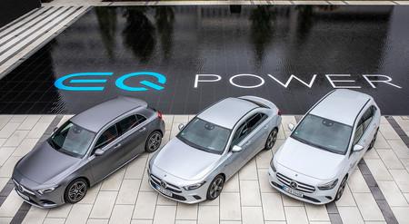 Mercedes-Benz híbridos enchufables