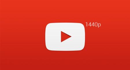 Última actualización de YouTube (5.18.5) re-añade soporte 1440p