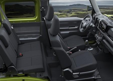 Suzuki Jimny 2019 Interior 5