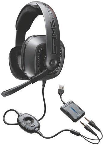Plantronics GameCom 777, sonido envolvente dentro de tus oídos