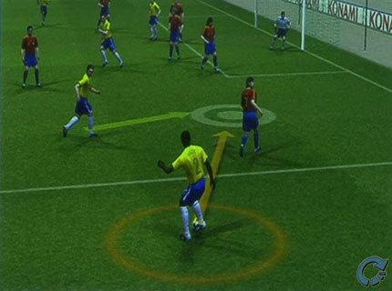 Primeras capturas de 'Pro Evolution Soccer 2008' para Wii