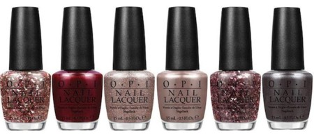 Opi Starlight Holiday 2015 Collection 7