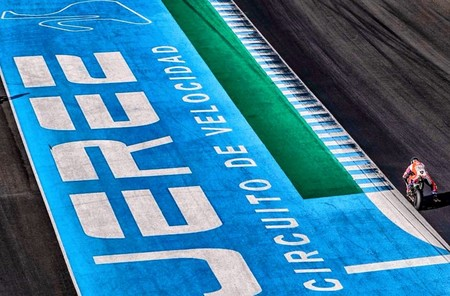 Danilo Petrucci Test Jerez 2018