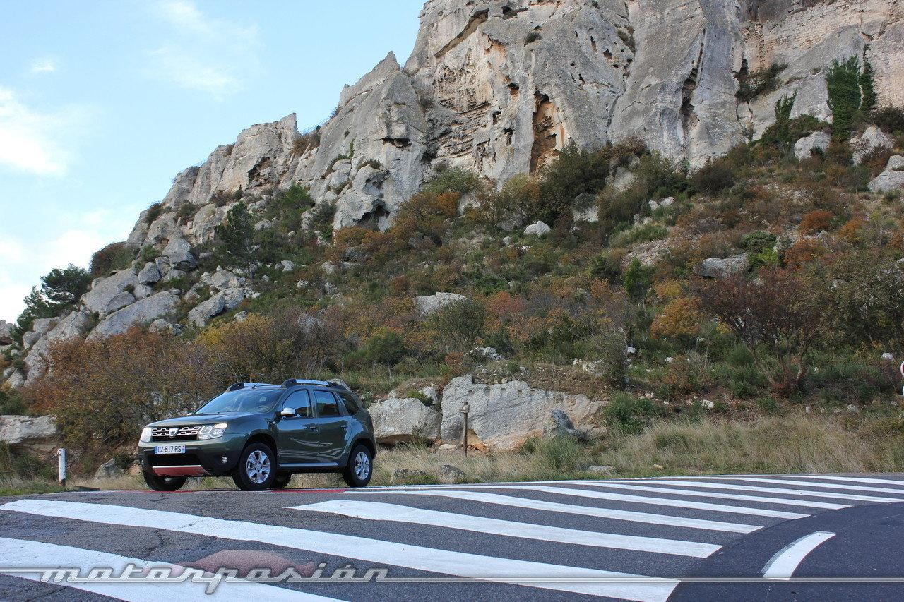 Foto de Dacia Duster 2014 - presentación (32/59)