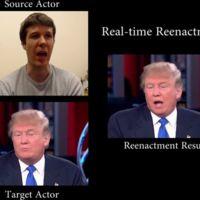 Cuidado con lo que ves en internet: la cara de Trump podría no ser la cara de Trump