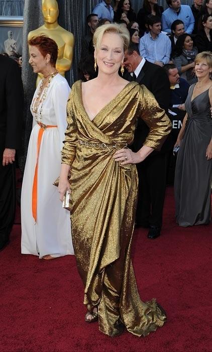 Meryl Streep De Lanvin 2012