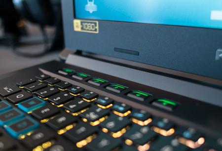 Acer Predator Helios 500 Teclas