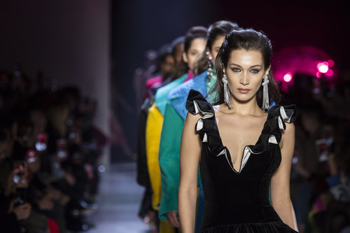 Lo mejor de New York Fashion Week: Rebecca Minkoff, Dion Lee, Prabal Gurung y Rosetta Getty