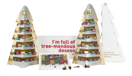 Tentadores calendarios de Adviento para comerse (y beberse) la cuenta atrás de Navidad