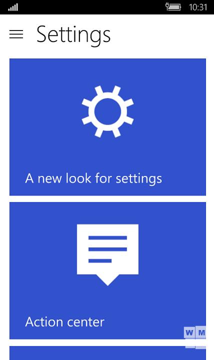 Foto de Windows 10 Mobile build 10240 (21/46)