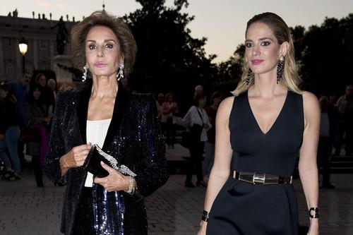 Así han vestido Naty Abascal, Eugenia Silva, Carmen Lomana y otras celebrities patria para ver a la Reina Doña Sofia