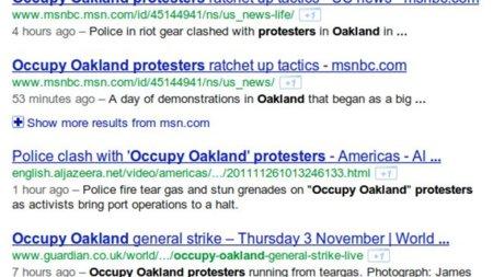Google mejora los resultados para búsquedas de temas de actualidad