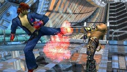 Tekken Dark Resurrection: capturas