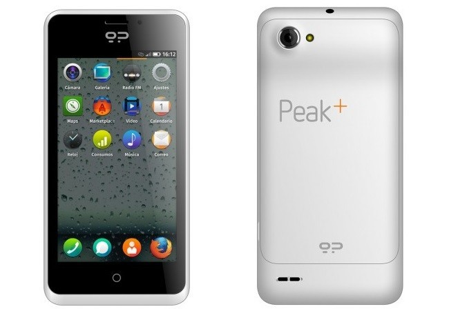 Geeksphone Peak+, toda la información