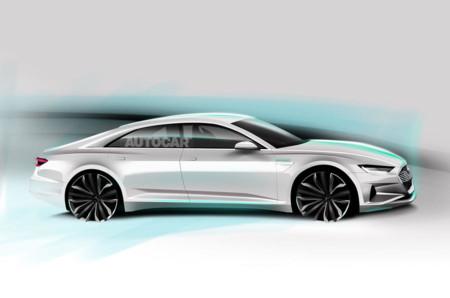 Audi E Tron Recreacion