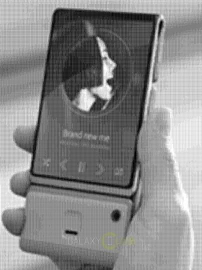 Samsung Foldable Smartphone 403x540