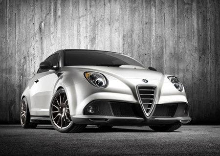 Alfa MiTo GTA Concept, primera imagen oficial