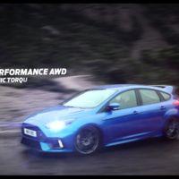 Nuevo Ford Focus RS, ahora en video