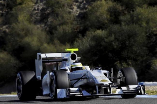 arzak catering del equipo HRT de formula 1
