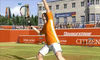 'Virtua Tennis 2009', para Wii y con soporte para WiiMotion Plus