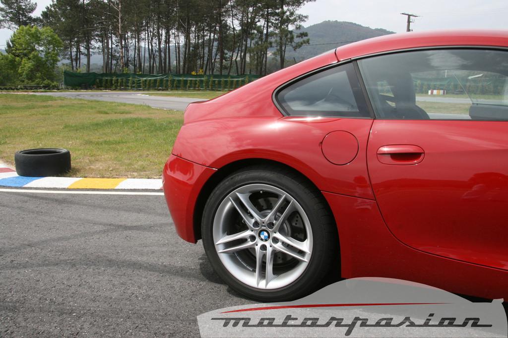 Foto de BMW Z4 M Coupé (prueba) (16/36)