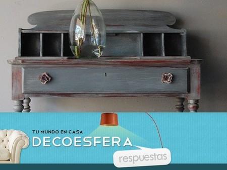 ¿Habéis recuperado algún mueble de contenedor? La pregunta de la semana