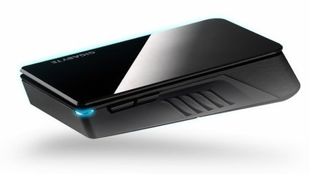 Gigabyte Aivia Xenon: mouse y touchpad en uno