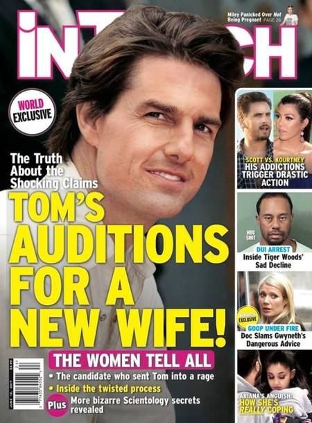 Que pase la nueva señora de Tom Cruise