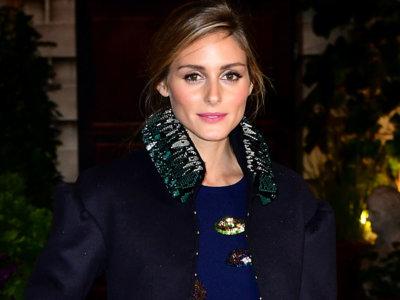 Olivia Palermo y Cara Delevingne: estilazo en la primera fila de los desfiles de la Semana de la Moda de Londres