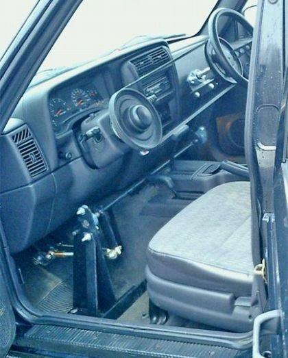 Jeep Cherokee Sport RHD