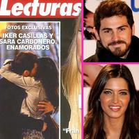 Entre Iker Casillas y Sara Carbonero, definitivamente, hay mucho tomate