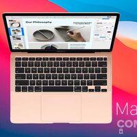 Más barato todavía: ahórrate 200 euros en el MacBook Air con chip M1 de 512 GB comprándolo ahora en Fnac por 1.199 euros