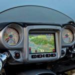 Futuro y tradición se unen en Indian con la RideCommand, la pantalla táctil de moto más grande