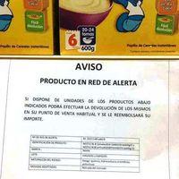 ¿Es cierto que hay riesgo químico por consumir las papillas de cereales Nestlé?