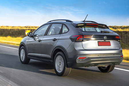 Volkswagen Nivus Comfortline prueba de manejo mexico 12