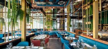 El mejor bar del Mundo del 2016 está en Barcelona, y es el Blue Wave del club OneOcean
