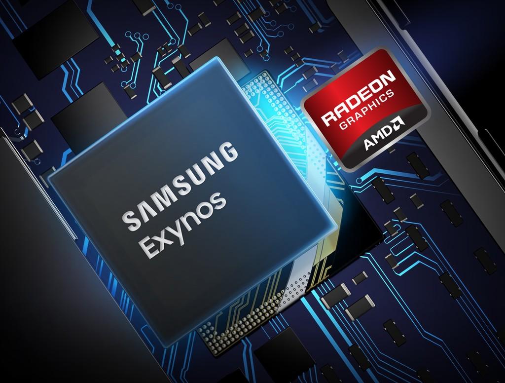 AMD se alía con Samsung y expandirá sus GPU Radeon a los móviles: los futuros Exynos cambiarán por completo y utilizarán la arquitectura RDNA