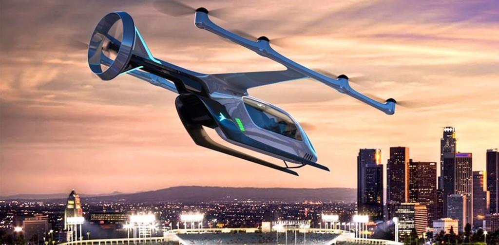 Así es como los taxis voladores autónomos aspiran a revolucionar la movilidad urbana