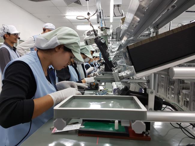 Trabajadores Fabrica Chonburi