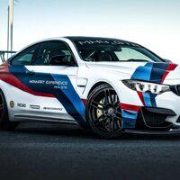 BMW M4 DTM Champion Edition por Manhart, el sedán alemán recibe una dosis adicional de esteroides