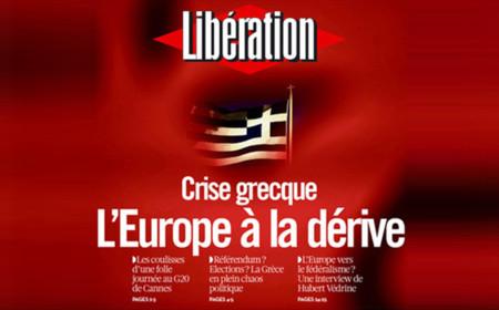 Liberation Europa A La Deriva