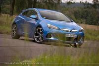 Opel Astra OPC, presentación y prueba en Pferdsfeld (parte 2)