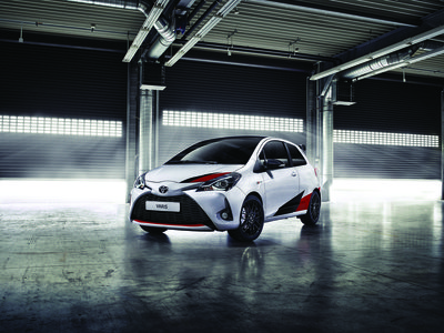 El Toyota Yaris GRMN es 'turbo-free', supercargado y una amenaza para los hot-hatches europeos