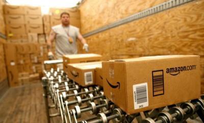 Amazon también entregará sus pedidos los domingos, pero, de momento, solo en EE. UU.