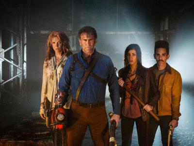 'Ash vs Evil Dead', sangre y vísceras en el primer tráiler de la segunda temporada