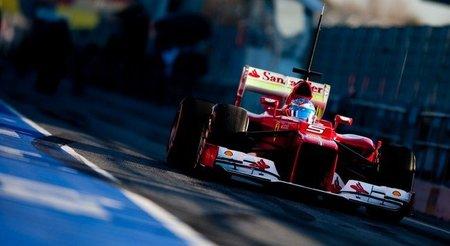 """Fernando Alonso: """"Aún tenemos potencial por sacar"""""""