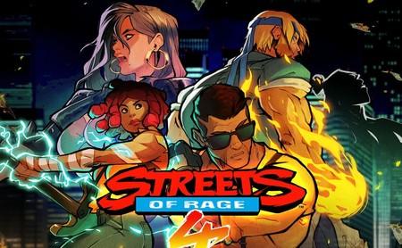 Streets of Rage 4, todo lo que sabemos hasta ahora del regreso del mítico beat 'em up de SEGA que nos conquistó en Mega Drive